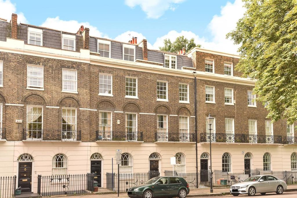 2 Bedrooms Flat for sale in Canonbury Square, Islington, N1