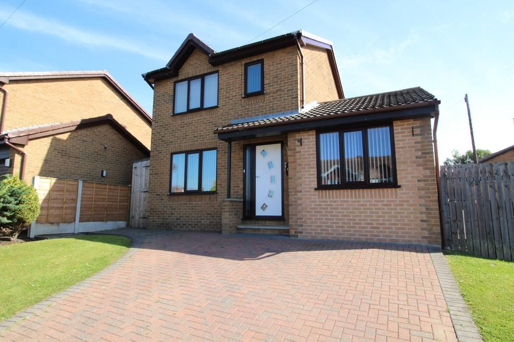 3 Bedrooms Detached House for sale in Rose Farm Rise, Altofts