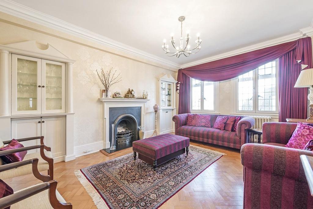 4 Bedrooms Flat for sale in Baker Street, Marylebone