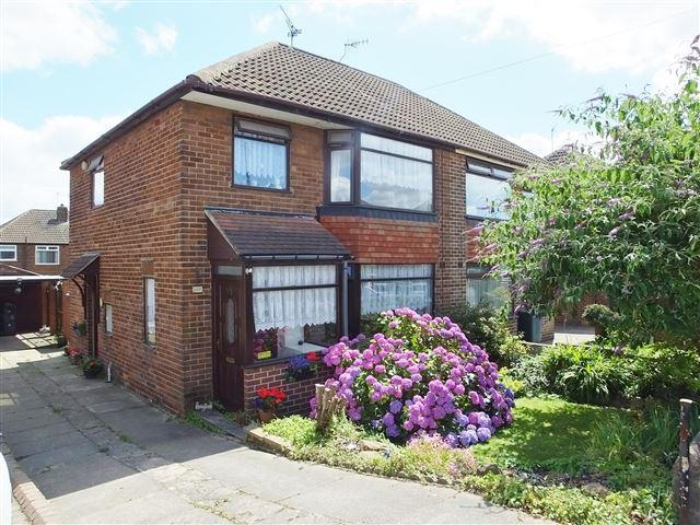 3 Bedrooms Semi Detached House for sale in Pringle Road, Brinsworth, Rotherham, S60 5AZ