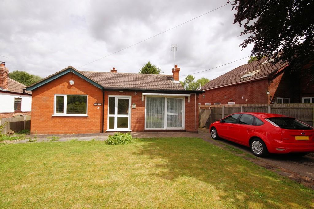2 Bedrooms Detached Bungalow for sale in Ryland Road, Dunholme, Lincoln
