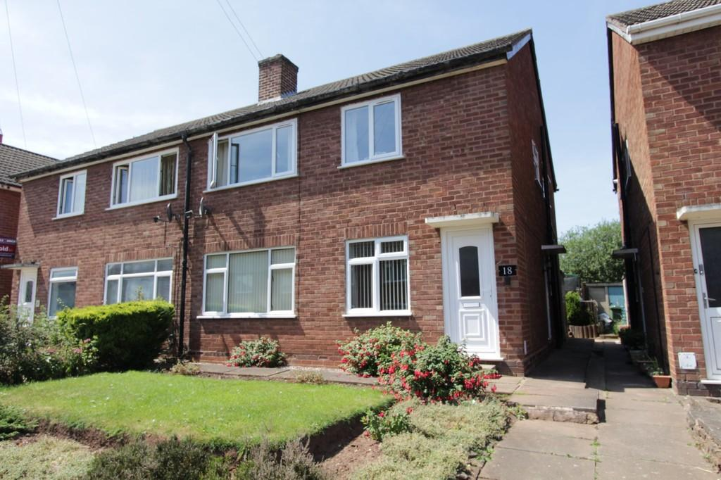 2 Bedrooms Ground Maisonette Flat for sale in Goostry Close, Tamworth