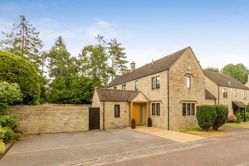 5 Bedrooms Detached House for sale in Orchard Close, Eynsham