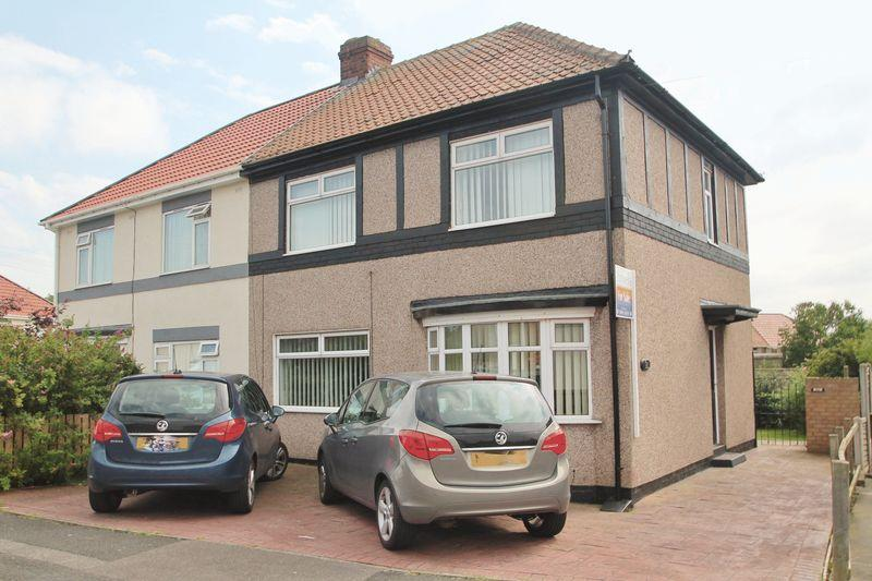 3 Bedrooms Semi Detached House for sale in Tibbersley Avenue, Billingham
