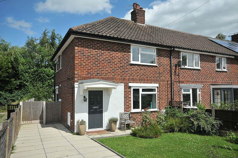 2 Bedrooms End Of Terrace House for sale in Swan Grove, Lower Peover