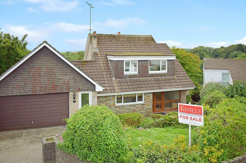 4 Bedrooms Detached House for sale in Wadham Road, Liskeard
