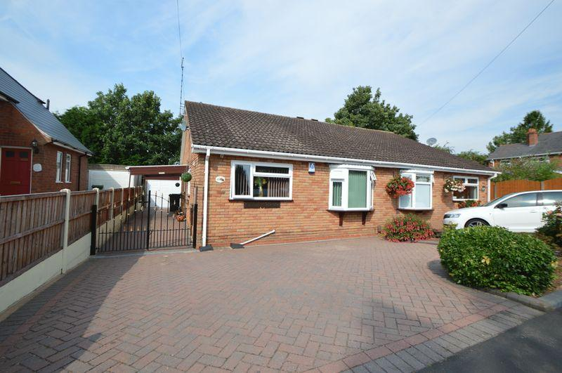 2 Bedrooms Bungalow for sale in Corbett Crescent, Amblecote