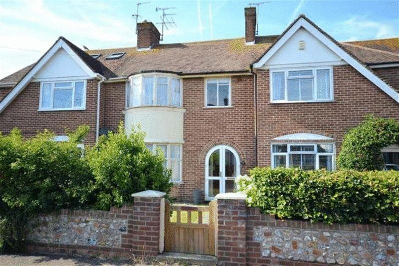 3 Bedrooms Terraced House for sale in Broadwater