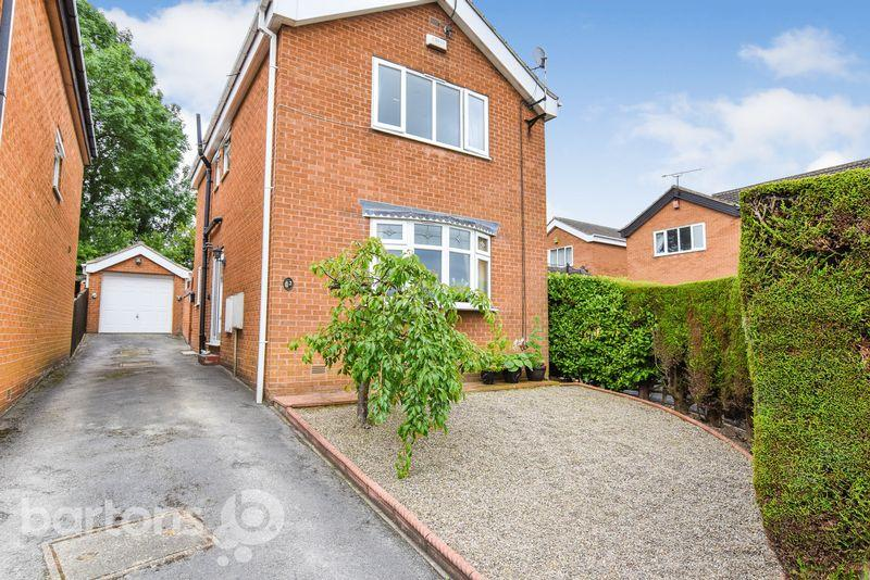 3 Bedrooms Detached House for sale in Broadcroft Close, Beighton