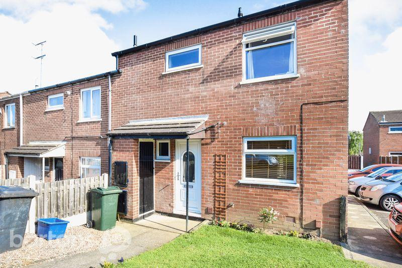 3 Bedrooms Terraced House for sale in Blyth Close, WHISTON