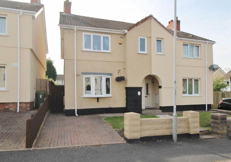 3 Bedrooms Semi Detached House for sale in Uplands Avenue, Willenhall