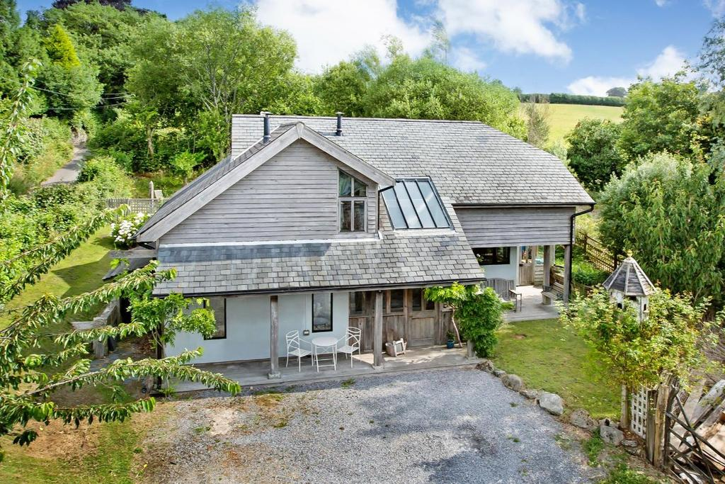 4 Bedrooms Detached House for sale in Holne