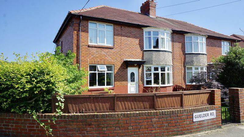 2 Bedrooms Apartment Flat for sale in GUELDER ROAD High Heaton
