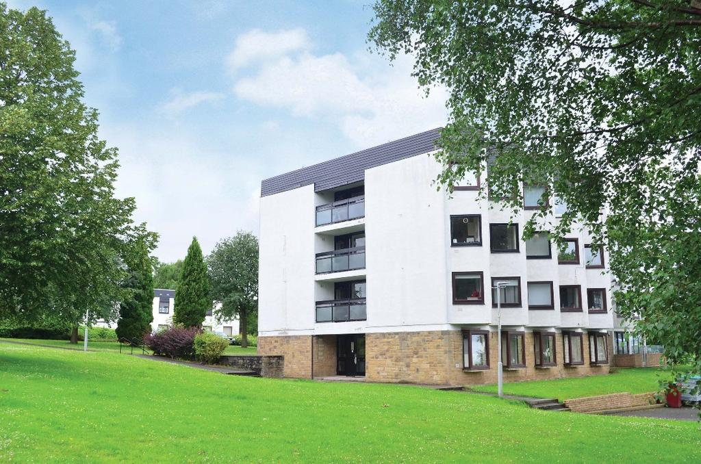 1 Bedroom Apartment Flat for sale in Avon House, The Furlongs, Hamilton, South Lanarkshire, ML3 0BL