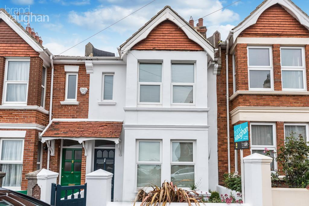 4 Bedrooms Terraced House for sale in St Lukes Terrace, Brighton, BN2