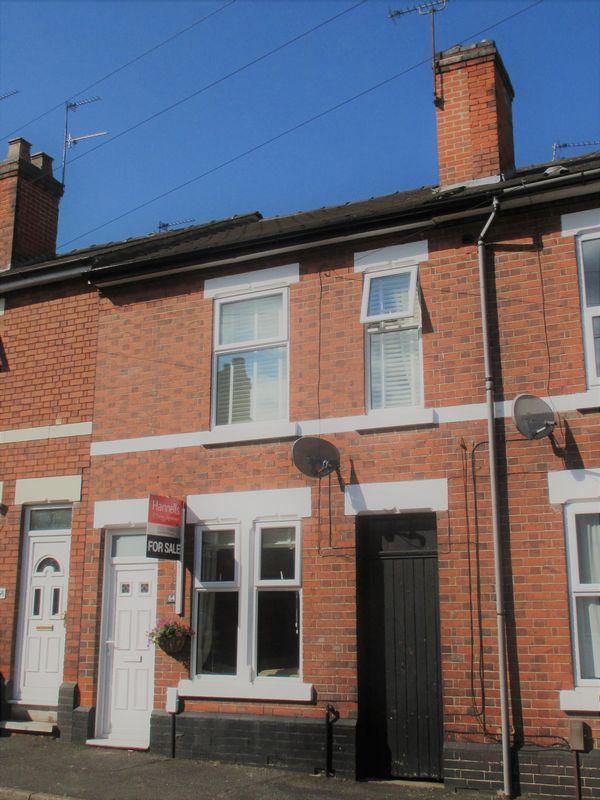 2 Bedrooms Terraced House for sale in Etwall Street, Derby