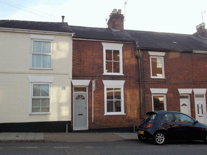 2 Bedrooms Terraced House for sale in Ipswich Street, Bury St Edmunds