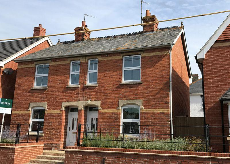 2 Bedrooms Semi Detached House for sale in Challow Road, Wantage