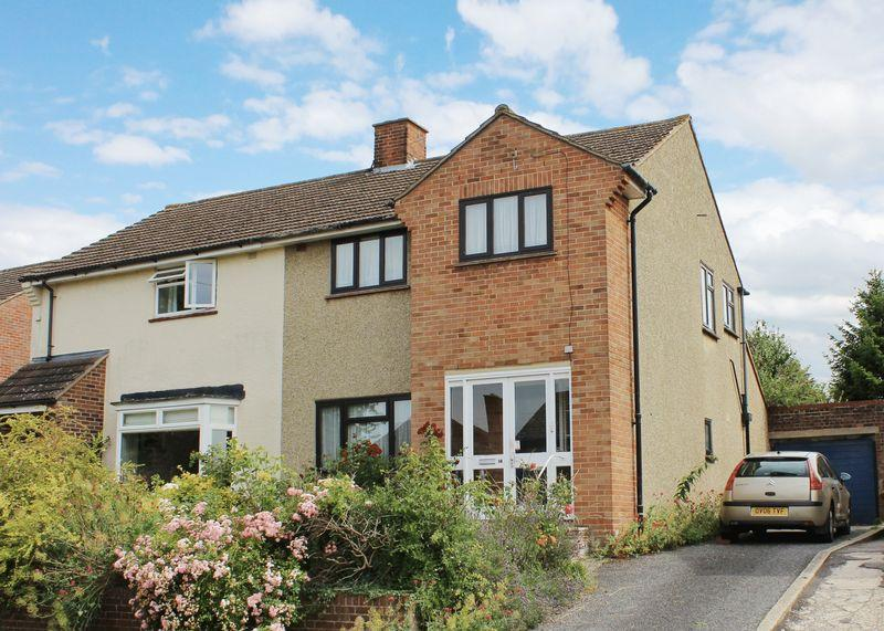 3 Bedrooms Semi Detached House for sale in Larkdown, Wantage
