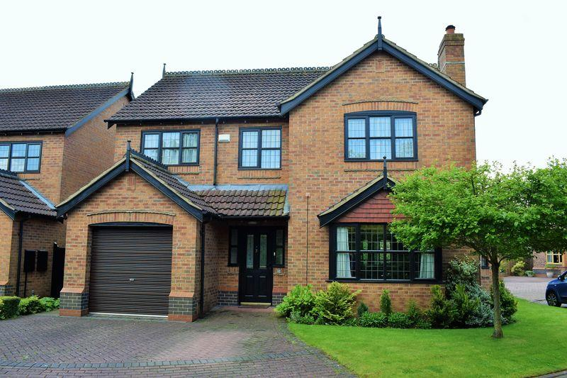 4 Bedrooms Detached House for sale in The Spinney, Brigg