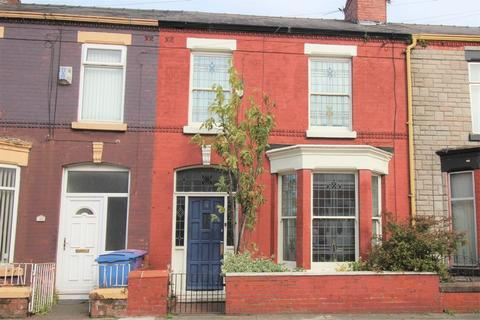 3 bedroom terraced house to rent - Cranborne Road, Liverpool