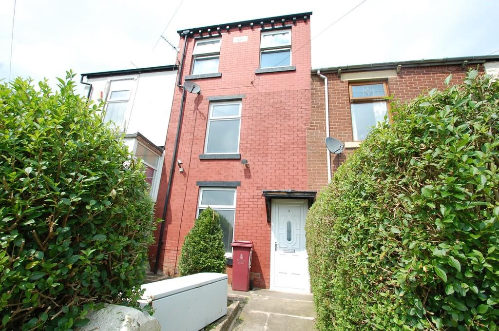 3 Bedrooms Terraced House for sale in Sted Terrace, Shear Brow, Blackburn