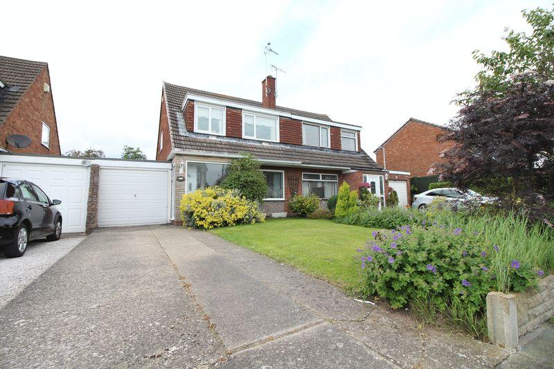 3 Bedrooms Semi Detached House for sale in Athol Drive, Eastham