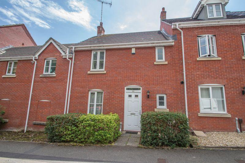 3 Bedrooms Terraced House for sale in 101 Kinnerton Way, Exeter