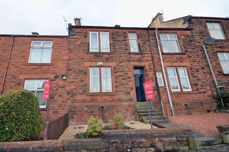 2 Bedrooms Ground Flat for sale in 7A Stevenson Street , Kilmarnock KA1 2RG