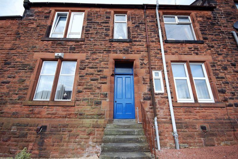 2 Bedrooms Ground Flat for sale in 7A Stevenson Street , Kilmarnock KA1 2RG