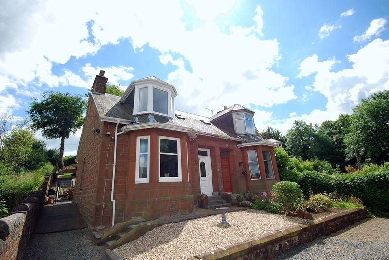 4 Bedrooms Semi-detached Villa House for sale in 59 Newton Street, Catrine KA5 6RY