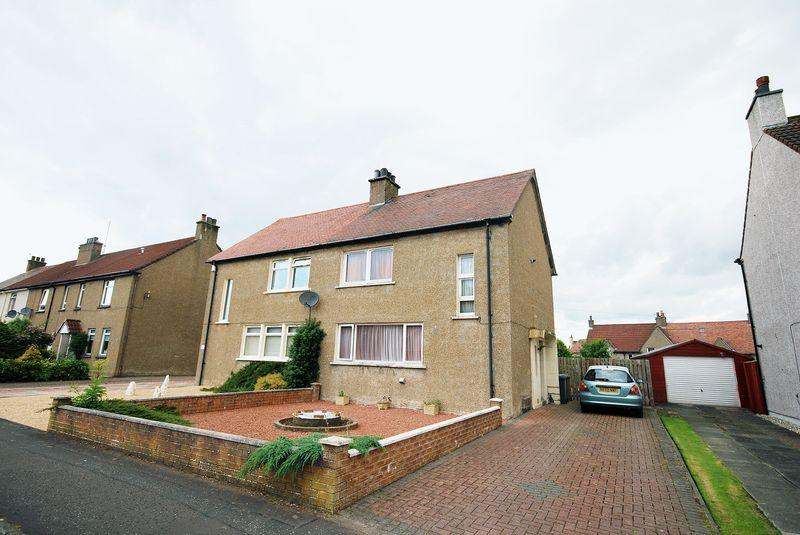 3 Bedrooms Semi-detached Villa House for sale in 23 Watson Terrace , Irvine KA12 0HZ