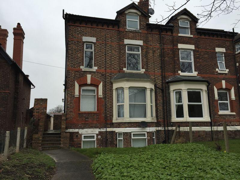 2 Bedrooms Apartment Flat for sale in Manor Road, Wallasey