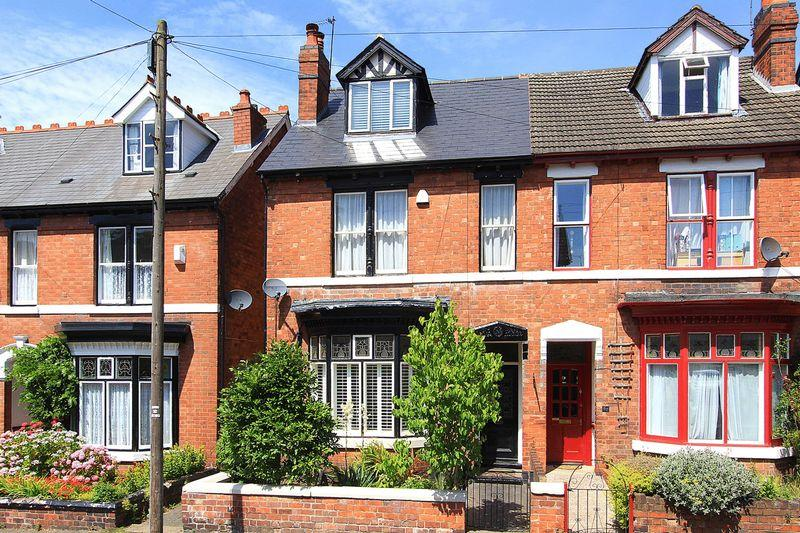 4 Bedrooms Semi Detached House for sale in OFF TETTENHALL ROAD, Clark Road
