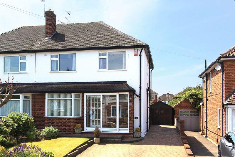 3 Bedrooms Semi Detached House for sale in PALMERS CROSS, Grasmere Close