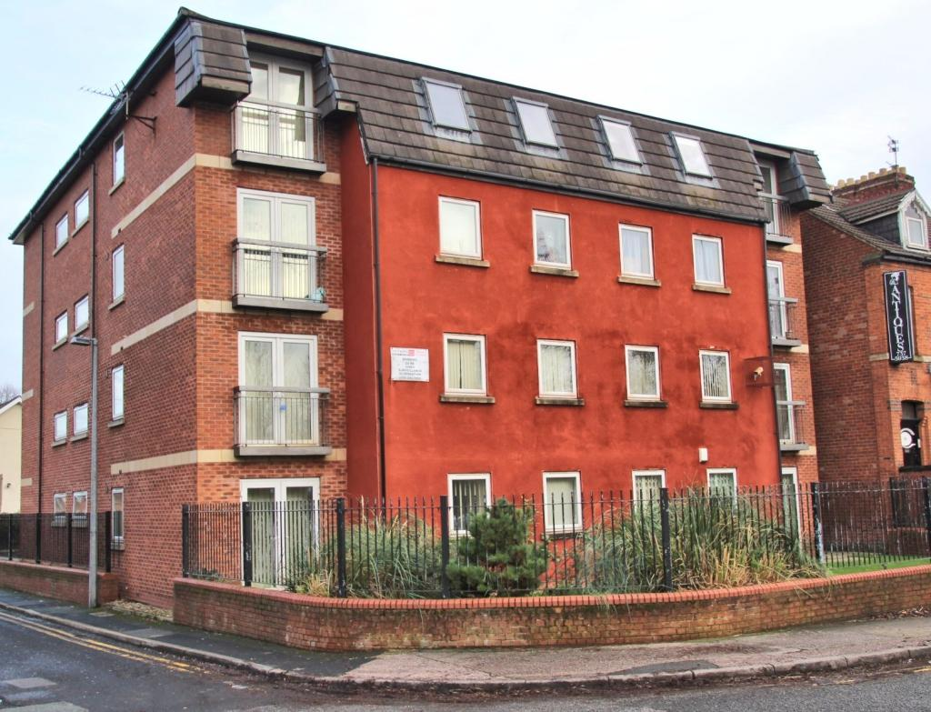 2 Bedrooms Apartment Flat for sale in Quince House, 2 Milton Place, Salford, M6