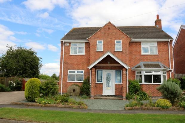 4 Bedrooms Detached House for sale in Main Street, Kirby Bellars, Kirby Bellars, LE14