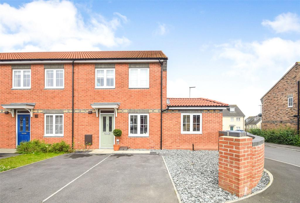 3 Bedrooms End Of Terrace House for sale in Denewood, Murton, Co Durham, SR7