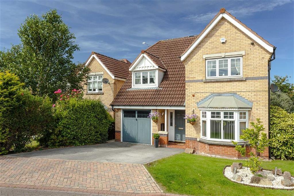 4 Bedrooms Detached House for sale in Burdock Close, Harrogate, North Yorkshire