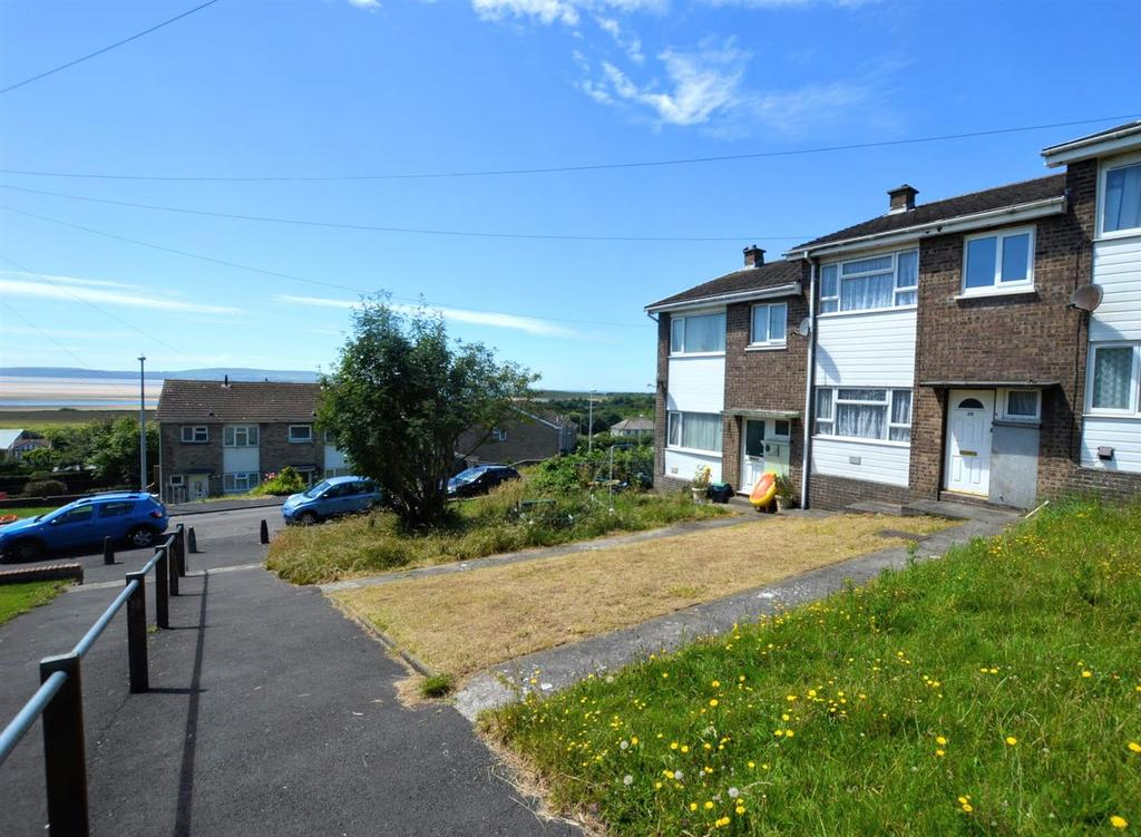 3 Bedrooms Terraced House for sale in Maes Yr Haf, Pwll, Llanelli