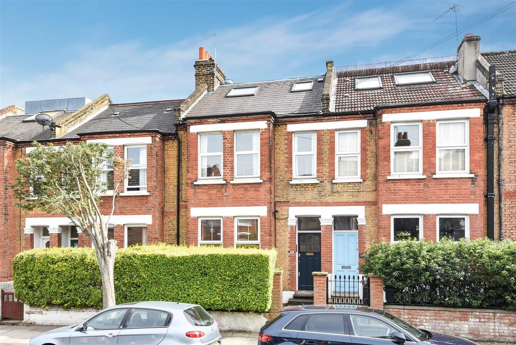 2 Bedrooms Flat for sale in Fawe Park Road, Putney