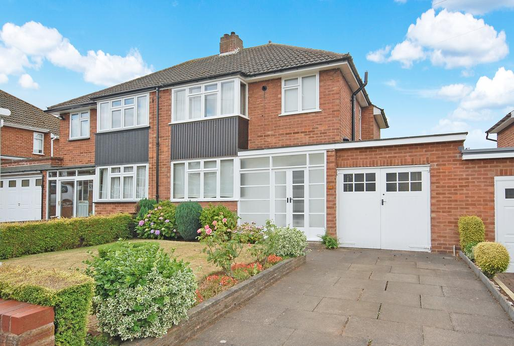 3 Bedrooms Semi Detached House for sale in ENNERDALE ROAD, Palmers Cross, Wolverhampton WV6