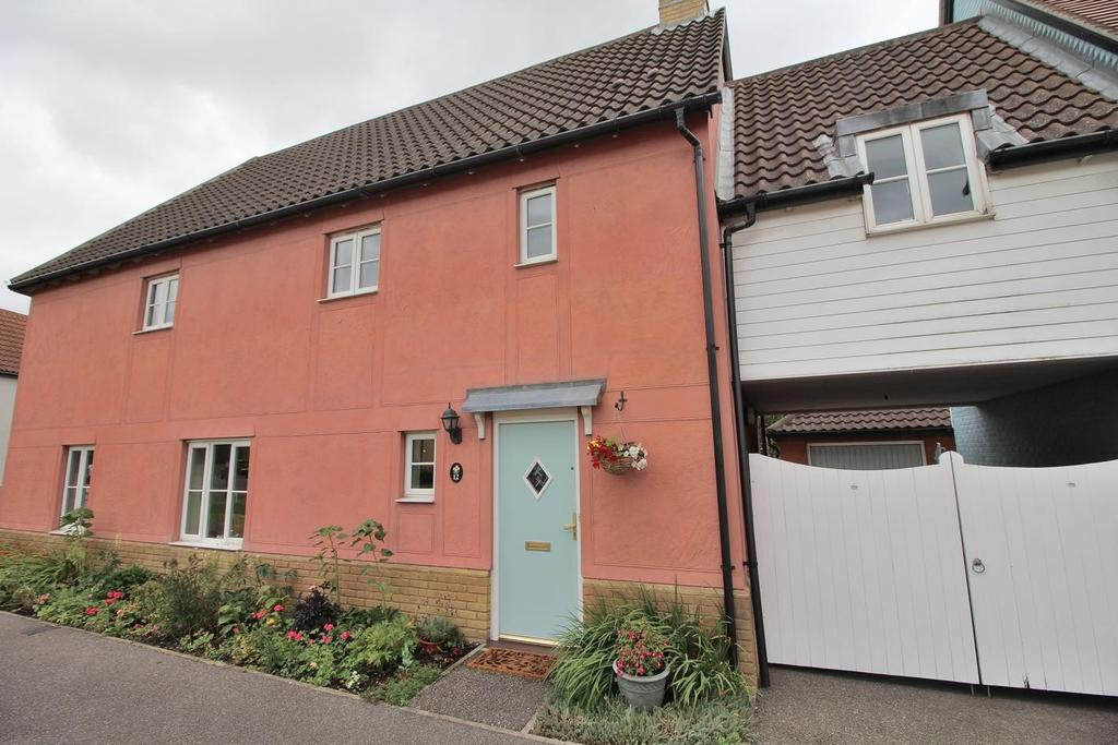4 Bedrooms Semi Detached House for sale in Bryant Link, Springfield, Chelmsford, Essex, CM2