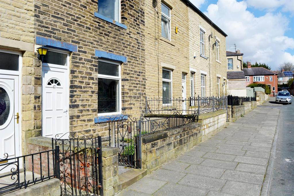 2 Bedrooms Terraced House for sale in Olympia Street, Burnley