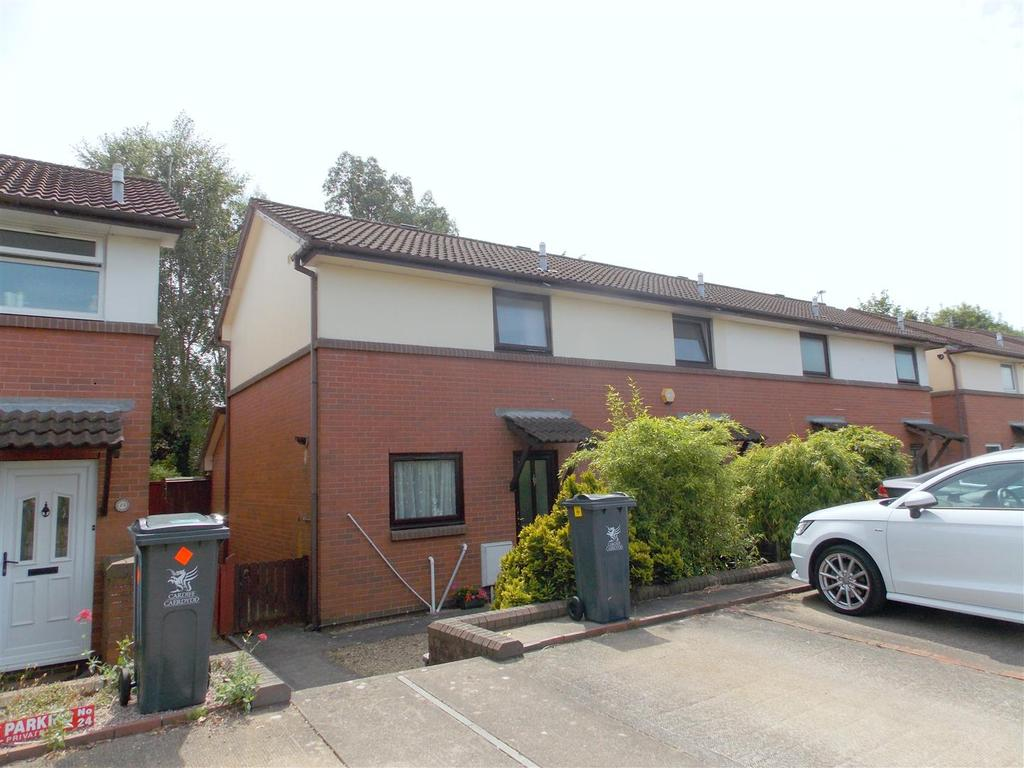 1 Bedroom End Of Terrace House for sale in Heath Mead, Cardiff