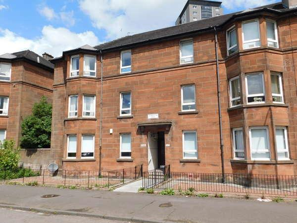 2 Bedrooms Flat for sale in 0/1, 1672 Dumbarton Road, Scotstoun, Glasgow, G14 9YE