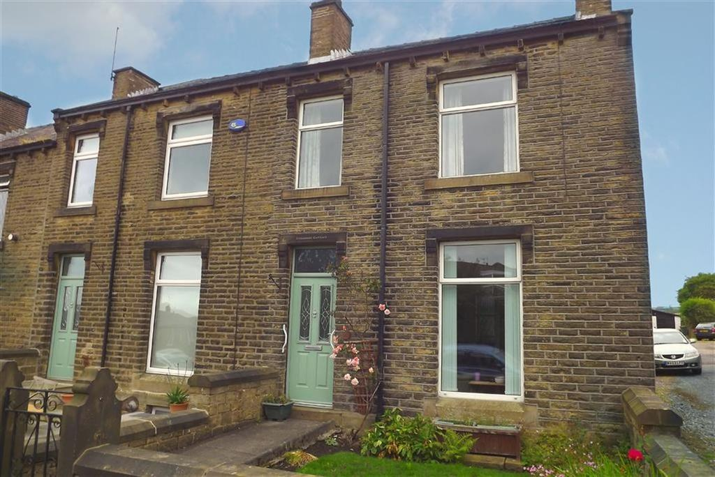 2 Bedrooms Terraced House for sale in Bradshaw Road, Honley, Holmfirth, HD9
