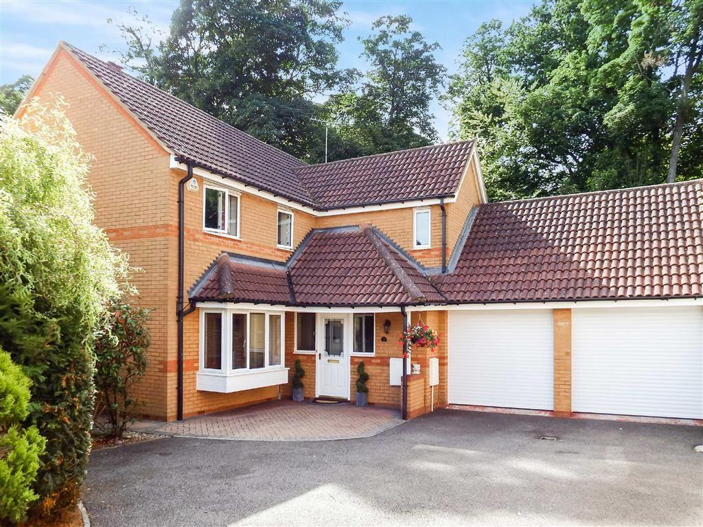 5 Bedrooms Detached House for sale in Humber Court, Stevenage, Herts, SG1