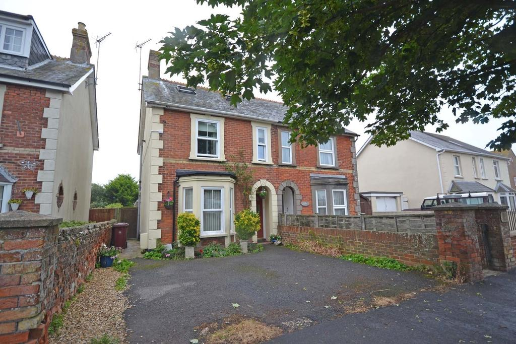 3 Bedrooms Semi Detached House for sale in Manor Road, Selsey, PO20