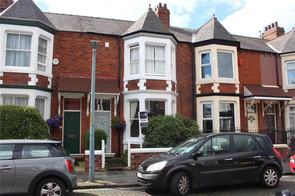 3 Bedrooms Terraced House for sale in Queens Road, Linthorpe